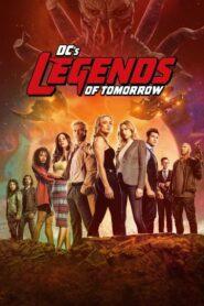 DC's Legends of Tomorrow รวมพลคนเหนือมนุษย์ Season 1-5 (จบ)