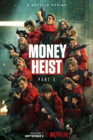 Money Heist ทรชนคนปล้นโลก Season 1-5 (จบ)